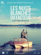 Belye nochi pochtalona Alekseya Tryapitsyna - French Movie Poster (xs thumbnail)