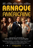 American Hustle - Canadian Movie Poster (xs thumbnail)