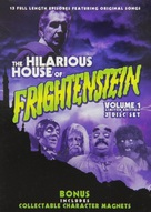 """The Hilarious House of Frightenstein"" - Canadian DVD cover (xs thumbnail)"