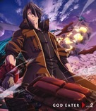 """God Eater"" - Japanese Blu-Ray cover (xs thumbnail)"