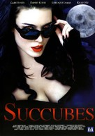 Succubus: Hell-Bent - French Movie Cover (xs thumbnail)