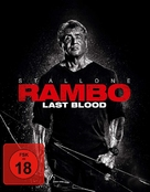 Rambo: Last Blood - German Movie Cover (xs thumbnail)