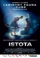 Splice - Polish Movie Poster (xs thumbnail)