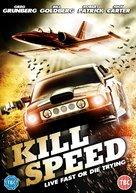 Kill Speed - British Movie Cover (xs thumbnail)