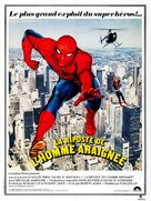 Spider-Man Strikes Back - French Movie Poster (xs thumbnail)