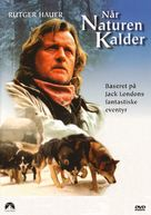 The Call of the Wild: Dog of the Yukon - Danish DVD cover (xs thumbnail)