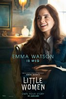 Little Women - Dutch Movie Poster (xs thumbnail)