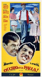 The Caddy - Italian Theatrical poster (xs thumbnail)