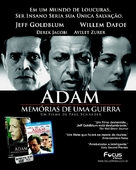 Adam Resurrected - Brazilian Movie Poster (xs thumbnail)