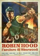 Robin Hood nunca muere - Italian Movie Poster (xs thumbnail)