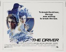 The Driver - Movie Poster (xs thumbnail)