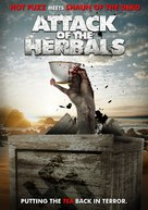 Attack of the Herbals - DVD cover (xs thumbnail)