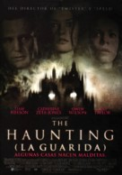 The Haunting - Spanish Movie Poster (xs thumbnail)