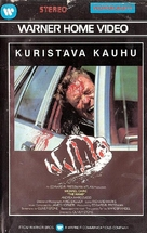 The Hand - Finnish VHS cover (xs thumbnail)