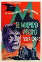 M - Argentinian Movie Poster (xs thumbnail)
