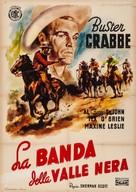 Sheriff of Sage Valley - Italian Movie Poster (xs thumbnail)