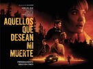 Those Who Wish Me Dead - Chilean Movie Poster (xs thumbnail)