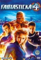 Fantastic Four - Czech Movie Cover (xs thumbnail)