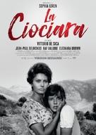 La ciociara - French Re-release poster (xs thumbnail)