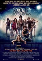 Rock of Ages - Romanian Movie Poster (xs thumbnail)