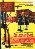 Le pistole non discutono - German Movie Poster (xs thumbnail)