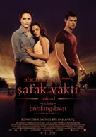 The Twilight Saga: Breaking Dawn - Part 1 - Turkish Movie Poster (xs thumbnail)