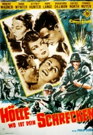In Love and War - German Movie Poster (xs thumbnail)