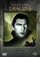 Dracula - Polish Movie Cover (xs thumbnail)