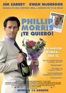 I Love You Phillip Morris - Spanish Movie Poster (xs thumbnail)