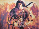 The Last of the Mohicans - British Movie Poster (xs thumbnail)