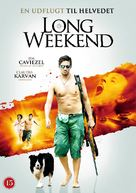 Long Weekend - Danish Movie Cover (xs thumbnail)