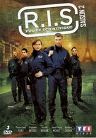 """""""R.I.S. Police scientifique"""" - French DVD movie cover (xs thumbnail)"""