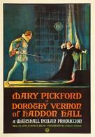 Dorothy Vernon of Haddon Hall - British Movie Poster (xs thumbnail)