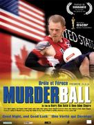 Murderball - French Movie Poster (xs thumbnail)