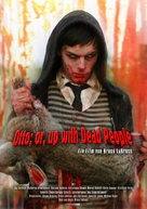 Otto; or Up with Dead People - German Movie Poster (xs thumbnail)