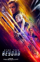 Star Trek Beyond - New Zealand Movie Poster (xs thumbnail)