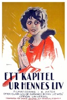 A Chapter in Her Life - Swedish Movie Poster (xs thumbnail)
