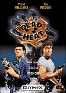 Dead Heat - Danish DVD cover (xs thumbnail)