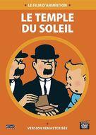 Tintin et le temple du soleil - Canadian DVD cover (xs thumbnail)