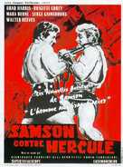 Sansone - French Movie Poster (xs thumbnail)