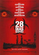28 Days Later... - Spanish Movie Poster (xs thumbnail)
