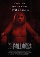 It Follows - Dutch Movie Poster (xs thumbnail)