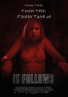 It Follows - Dutch Movie Poster (xs thumbnail)
