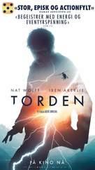 Mortal - Norwegian Movie Poster (xs thumbnail)