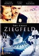The Great Ziegfeld - DVD cover (xs thumbnail)
