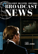 Broadcast News - Movie Cover (xs thumbnail)