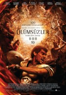 Immortals - Turkish Movie Poster (xs thumbnail)