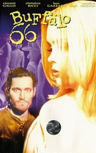 Buffalo '66 - Swedish VHS cover (xs thumbnail)