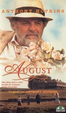 August - Spanish Movie Cover (xs thumbnail)