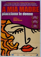 A mi madre le gustan las mujeres - Italian Movie Poster (xs thumbnail)